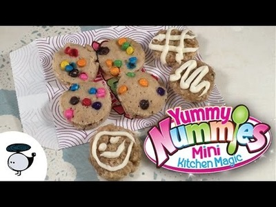YUMMY NUMMIES: COOKIE CREATIONS MAKER DIY KIT [SillySquishies]