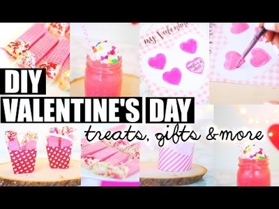 5 DIY Valentine's Day Treats, Gifts & More!