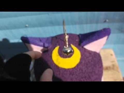 DIY Luna P Ball Tutorial Part 7