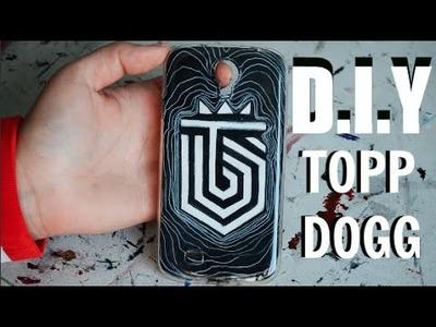 DIY: TOPP DOGG Phone Case (Kpop)