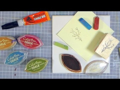 How To Make DIY Chalk Ink and Fix Loose Ink-Pads!