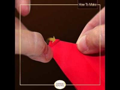 Valentine's day - Paper hearts DIY