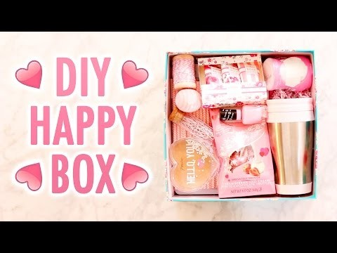 DIY Box of Happy - Just Because Gift Idea - HGTV Handmade