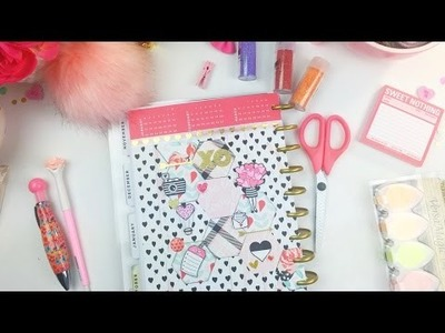 DIY Happy Planner Misson Board