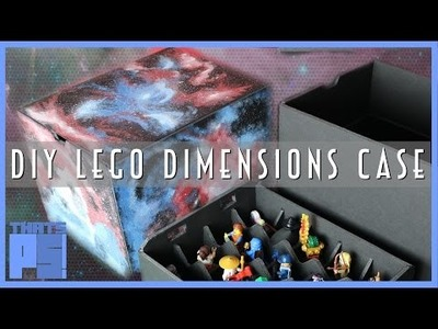 DIY Lego Dimensions Figurines Case