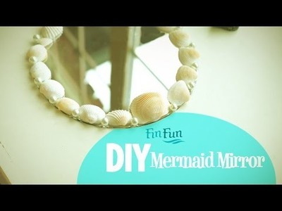 DIY - Mermaid Mirror Tutorial