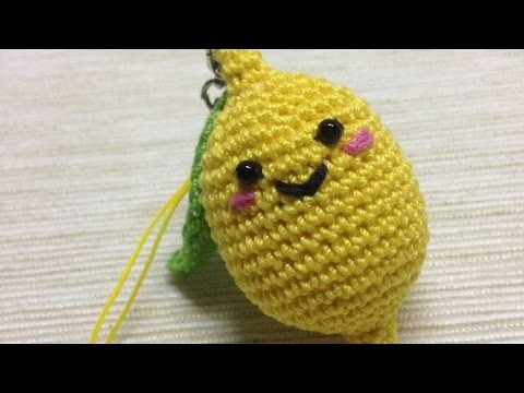 How To Make A Crocheted Funny Amigurumi Lemon - DIY Crafts Tutorial - Guidecentral