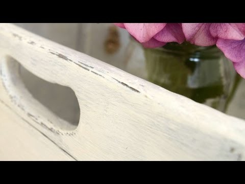 How To Make Homemade Chalk Paint - DIY Crafts Tutorial - Guidecentral