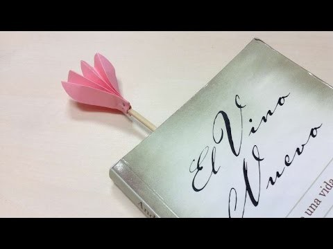 How To Create Colorful Bookmarks - DIY Crafts Tutorial - Guidecentral