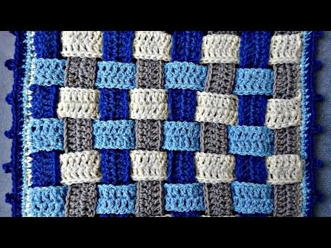 How To Crochet A Colorful Potholder - DIY Crafts Tutorial - Guidecentral