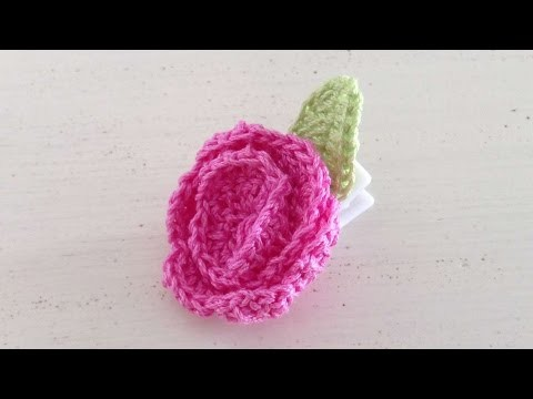How To Crochet A Flower Paper Clip - DIY Crafts Tutorial - Guidecentral