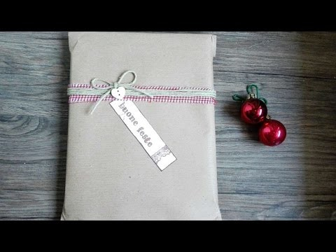 How To DIY Festive Country Gift Wrapping - DIY Crafts Tutorial - Guidecentral