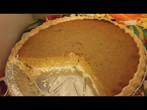 How To Easy Pumpkin Pie With Sweetened Condensed Milk - DIY Crafts Tutorial - Guidecentral