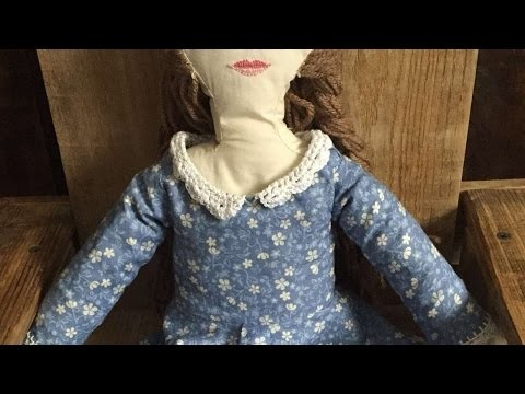 How To Make A Beautiful Rag Doll - DIY Crafts Tutorial - Guidecentral