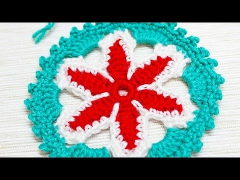 How To Make A Crocheted Christmas Ornament For Decor - DIY Crafts Tutorial - Guidecentral