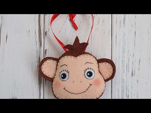 How To Make A Cute Monkey Magnet - DIY Crafts Tutorial - Guidecentral
