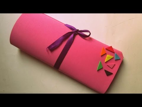 How To Make A Travel Wallet - DIY Crafts Tutorial - Guidecentral