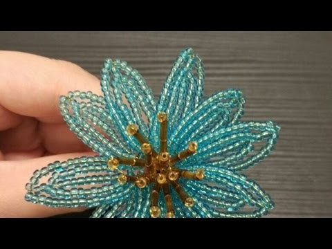How To Make An Amazing Beaded Flower - DIY Crafts Tutorial - Guidecentral