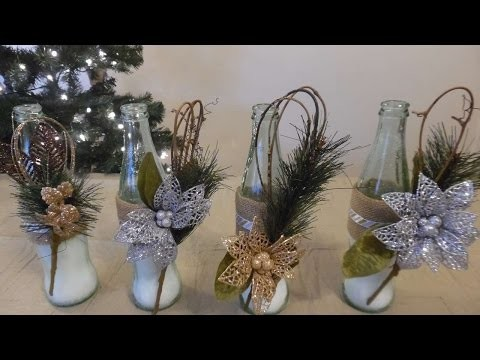 How To Make Coca Cola Bottle Centerpieces - DIY Crafts Tutorial - Guidecentral