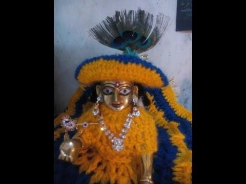 How to make crochet Hat. cap for winter dress for bal gopal. ladoo gopal. krishna