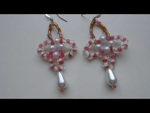 How To Make Pearly Earrings - DIY Crafts Tutorial - Guidecentral