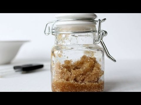 How To Tasty Brown Sugar Lip Scrub - DIY Crafts Tutorial - Guidecentral