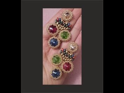 Orecchini Remember (DIY - Remember Earrings)