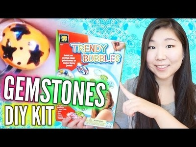 TRENDY BUBBLES ║ Gemstone Jewelry DIY Kit
