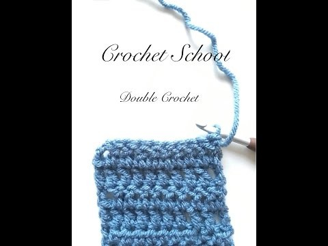 Crochet Basics: Double Crochet for Beginners