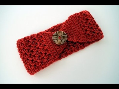 Crochet Headbands - How to Crochet a Headband