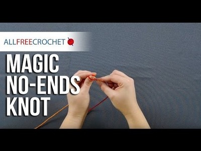 Crochet Tutorial: How to Join Yarn with No Weaving