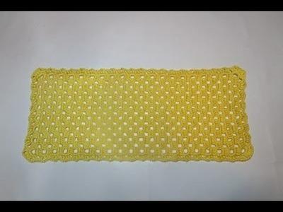 Crochet Uncinetto Centrino