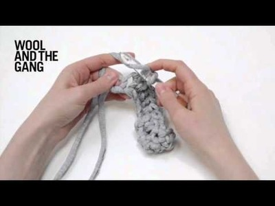 How to crochet: double crochet