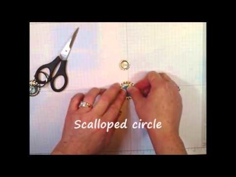 How to make scissors charm