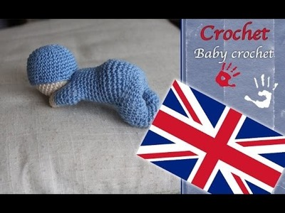 Make a Crochet Baby Tutorial
