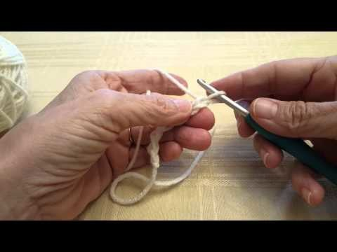 Making the perfect crochet foundation chain