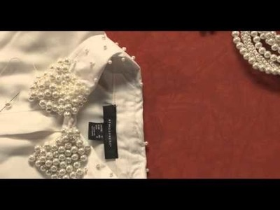 PRIMARK | How To Create A Christmas Collar