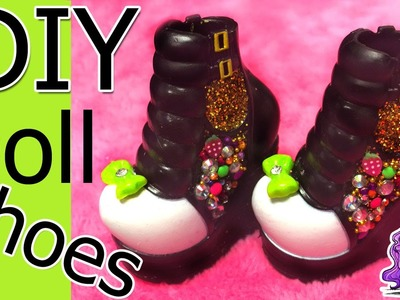 How to gem out your Bratz doll shoes