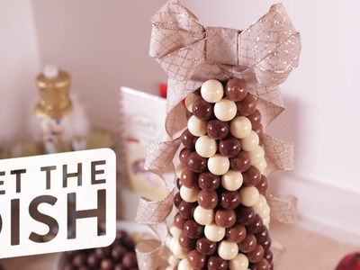 How to Make an Amazing Chocolate Truffle Tower | Get the Dish
