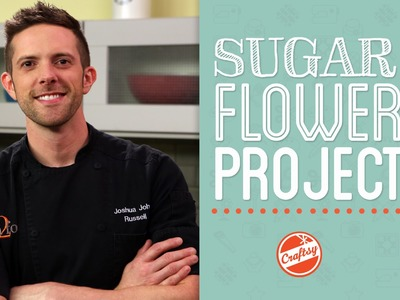 How to Make Sugar Flowers for Cakes with Cake Designer Joshua John Russell