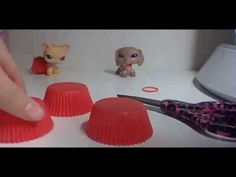 LPS Crafts: How to Make an Easy LPS Skirt