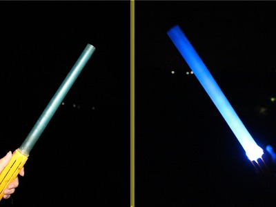 How To Make a Lightsaber | Star War Light Sword