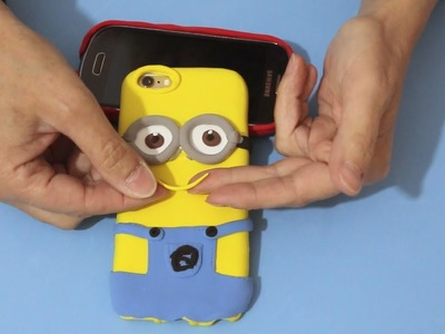 How to make a phone case with Jumping Clay