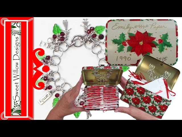 SWD How to Make an Advent Charm Bracelet