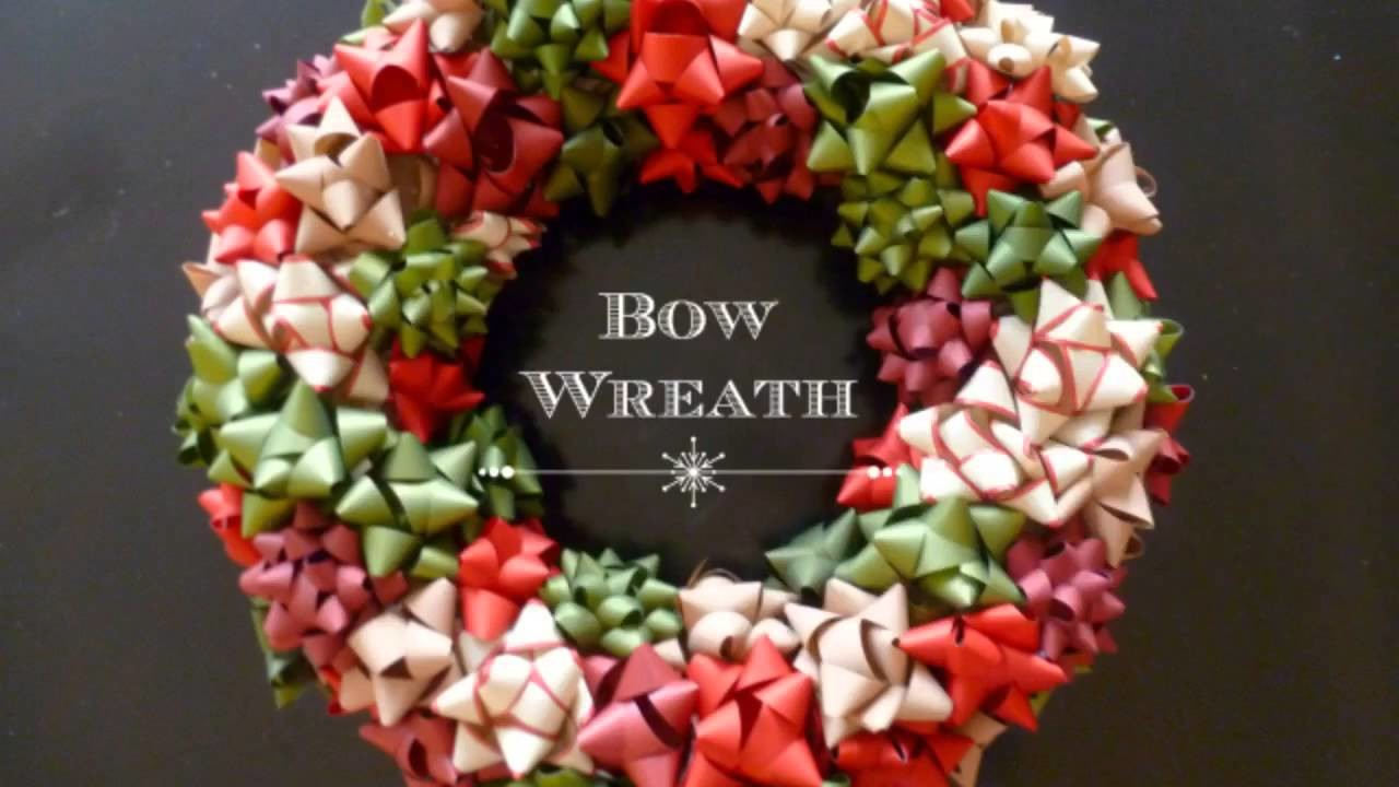 Christmas Wreath How To Make, 10 Easy Wreaths for Christmas