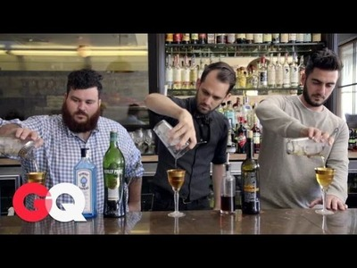 Cocktail How-to: The 50.50 Martini | Where's the Bar
