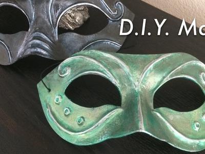 How to Make a Masquerade Mask