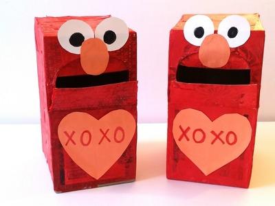 How to Make an Elmo Mailbox