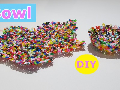 How to Make Rainbow Accent Bowl by Creative World