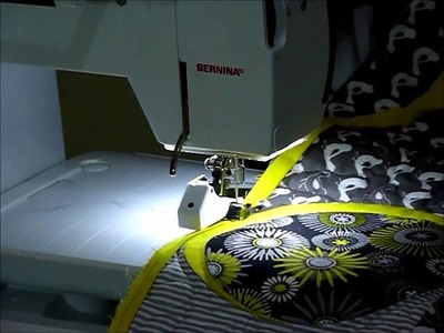 How to make That Wednesday Quilt part 4 of 5 - Quilting Tips & Techniques 197